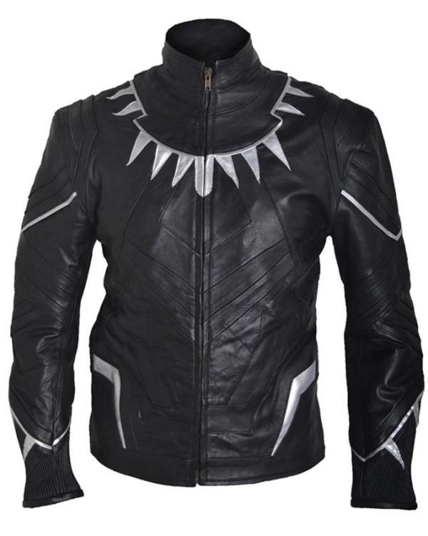 T'Challa Leather Jacket