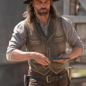 Hell On Wheels Cullen Bohannon Vest