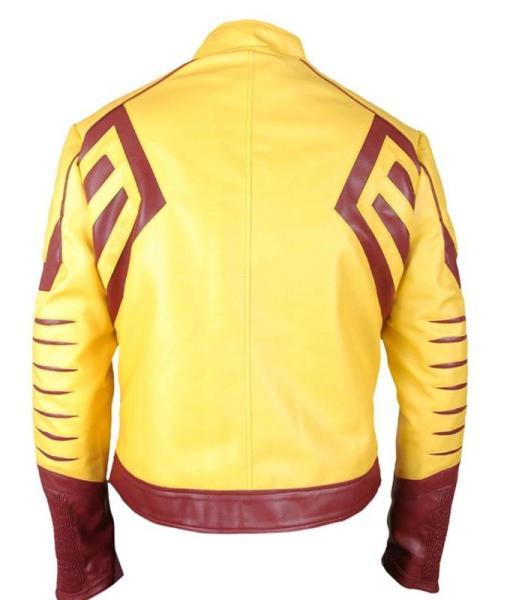Wally West Kid Flash Jacket
