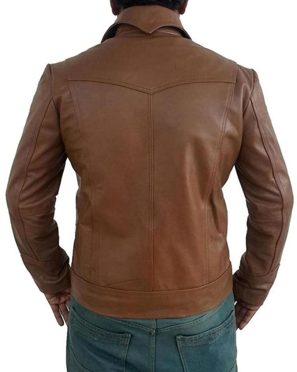 X-Men Day Of Future Past Leather Jacket