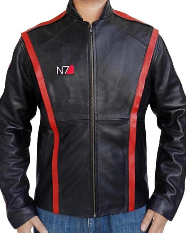 N7 Leather Jacket