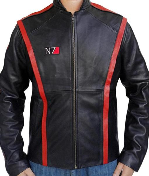 N7 Leather Jacket