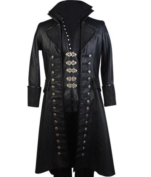 Captain Hook Coat
