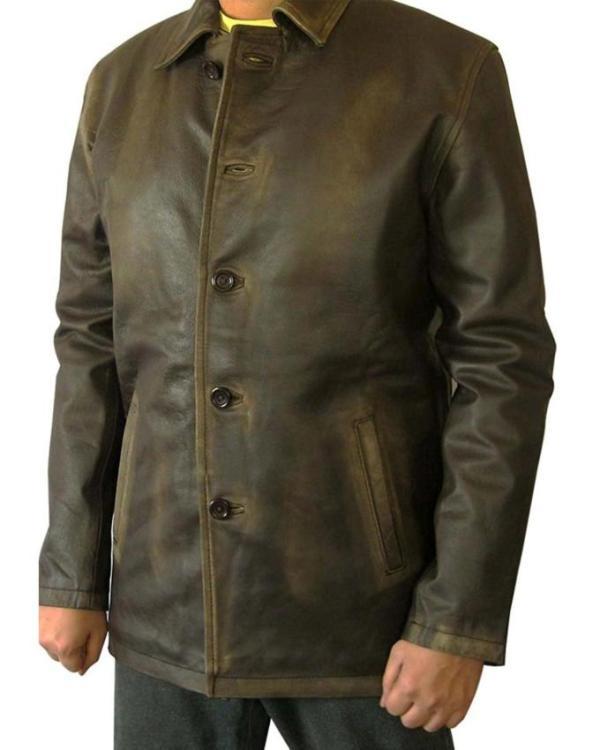 Supernatural Dean Winchester Leather Coat