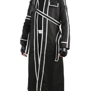 Kirito Sword Art Online Trench Coat