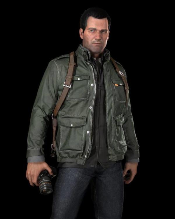 Dead Rising 4 Cotton Jacket