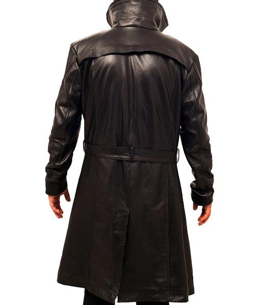 Black Runner Officer K Coat