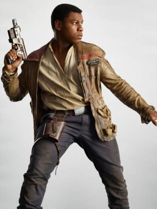 Finn Star Wars Episode 8 Jacket