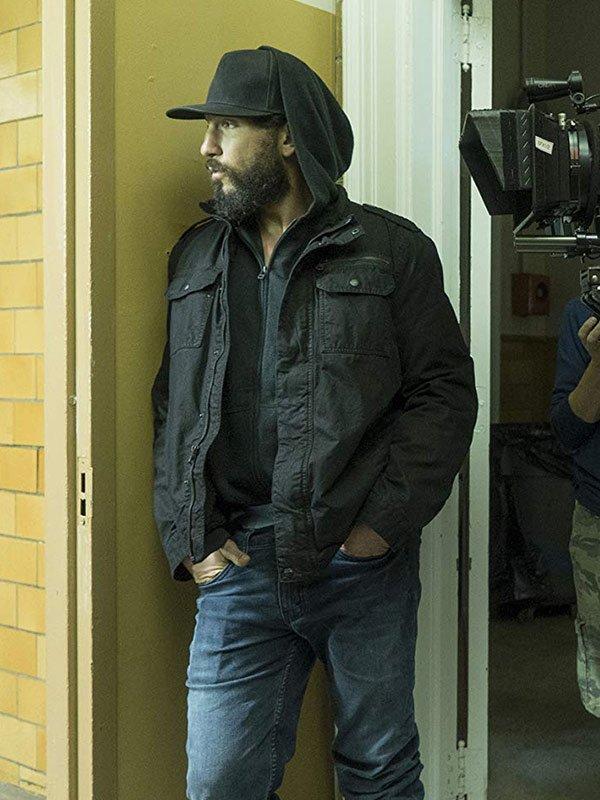 The Punisher Jon Bernthal Black Jacket