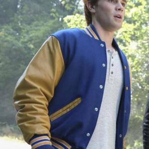 K.J Apa Archie Andrews Varsity Jacket