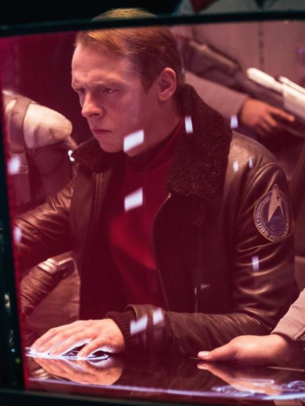 Scotty Star Trek Beyond JAcket
