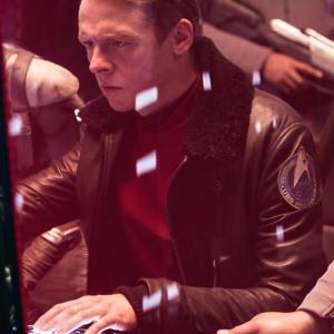 Scotty Star Trek Beyond JAcket