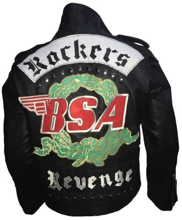 BSA George Michael Jacket