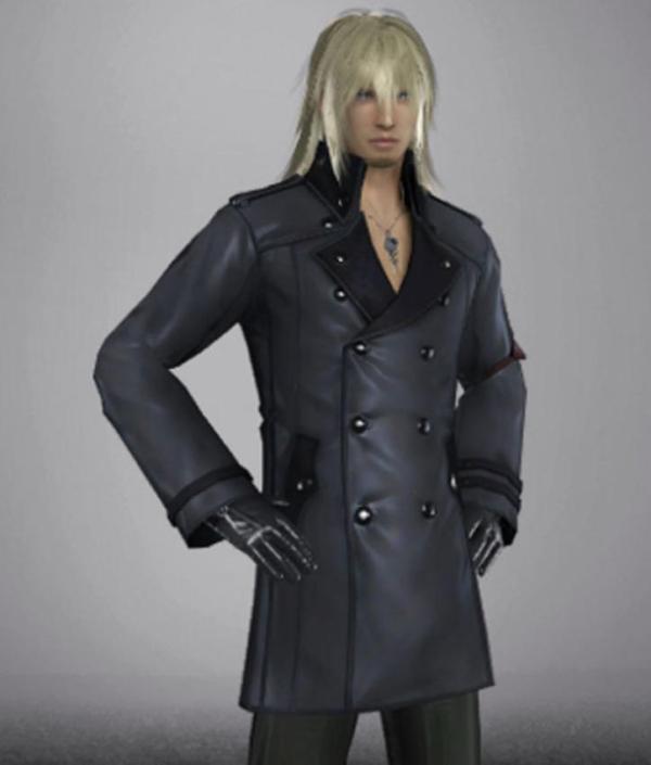 Snow Villiers Coat