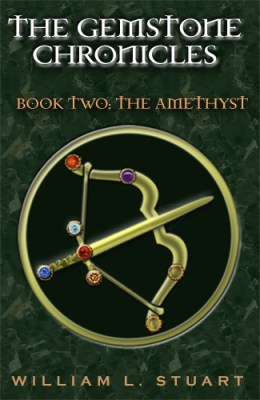 The Gemstone Chronicles Book Two: The Amethyst