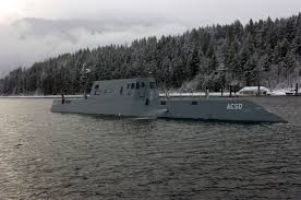 Submarines AESD photo