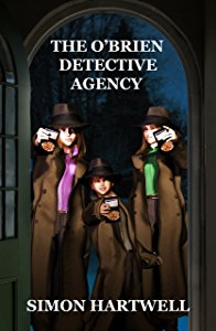 The O'Brien Detective Agency Cover