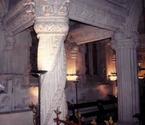 Rosslyn Chapel Apprentice Pillar