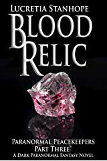 Blood Relic Cover