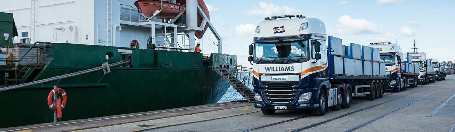 Williams Shipping Marine Amp Logistics Services