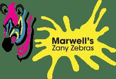 Zany Zebras Logo