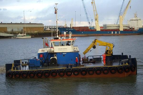 Willendeavour workboat
