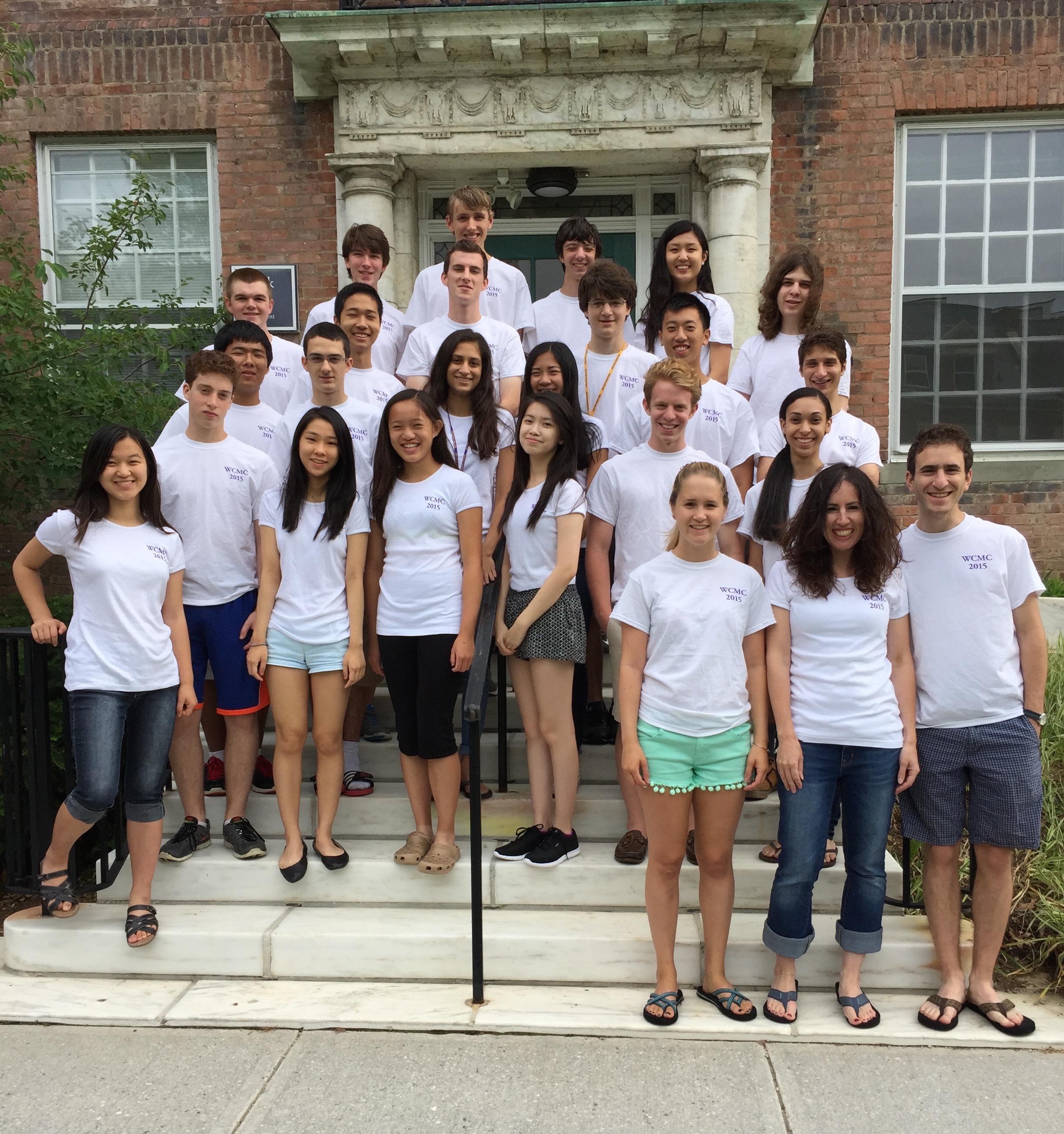Mathematics Programs For High School Students