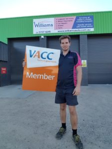 VACC mechanic Wangaratta Vic
