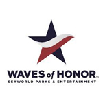 Free single day admission for active duty member and 3 dependents – Waves of Honor – Busch Gardens