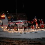 Yorktown Lighted Boat Parade on Sat. Dec. 7th!