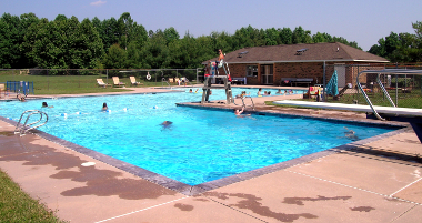 Williamsburg Christian Retreat Center Pool