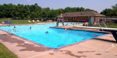 Williamsburg Christian Retreat Center Pool