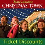 Christmas Town 2017 Discounts