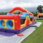 The Hidden Benefits of Bouncy Castles