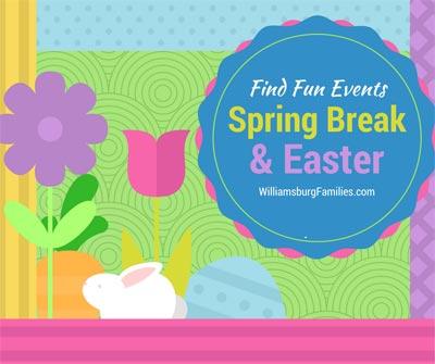 Spring-Break-Easter-events-williamsburg