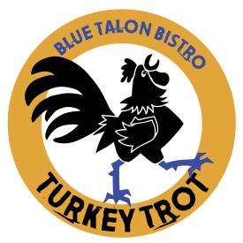 Blue Talon Turkey Trot