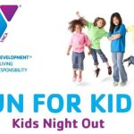 Kid's Night Out – R.F. Wilkinson Family YMCA – Register by 2:00PM January 19th