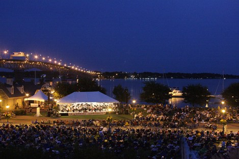 Virginia Symphony Concert at Riverwalk Landing