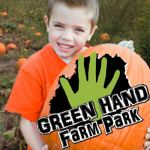 Green Hand Farm Park – 50% OFF Admission –  Pumpkin Patch, Hayrides, Giant Corn Maze, Zombie Paintball Ride, and more!