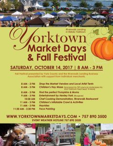 Yorktown Fall Festival