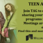Join the Teen Advisory Group at the Williamsburg Regional Library