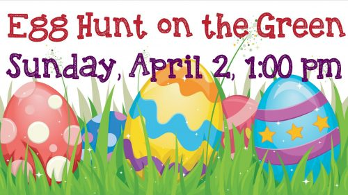 Easter Egg Hunt On The Green Williamsburg Families