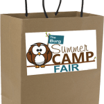 williamsburg summer camp fair goodie bag