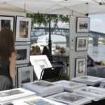 Art at the River - Annual Juried Art Show will return to Riverwalk Landing in Historic Yorktown May 5th