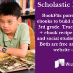 Williamsburg Regional Library Scholastic Bookflix and Trueflix