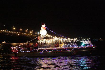Yorktown Boat Parade