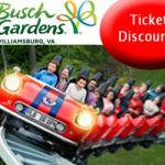 Check Out Latest Busch Gardens Discounts including Water Country