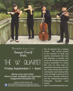 The W Quartet
