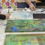 Family Art Experience Project - making lasting memories at Artfully Yours - learn more: