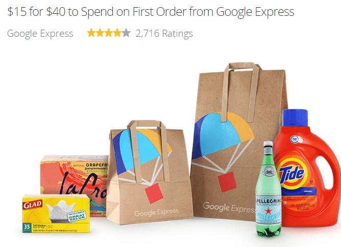 google groupon